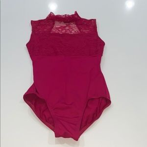 Pink Suffolk Lace leo